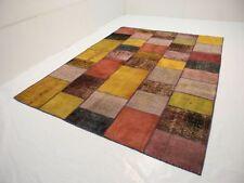 Markenlose Wohnraum-Teppiche mit Patchwork-Muster