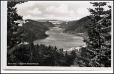 Talpserre Goldentraum Polen AK ~1950/60 Blick auf die Talsperre Queis Queistal