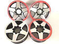 "20"" 20 inch OEM GMC Sierra 2500 Machine and Black 8 Lug Wheels Rims  5503"