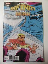 Infinity Countdown Adam Warlock #1 Marvel 2018 One Shot Allred Variant 9.6 NM+