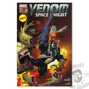 Panini Venom: Space Knight #1 – Galaktische Symbiose Marvel Comic Flash Thompson