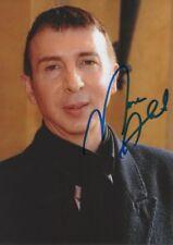 """Marc Almond """"Soft Cell"""" autógrafo signed 13x18 cm imagen"""