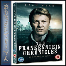 THE FRANKENSTEIN CHRONICLES - THE COMPLETE SERIES  *BRAND NEW DVD**