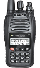 Tera Tr-590 Dual Band Vhf/Uhf 200 Channel Handheld Commercial Two-Way Radio