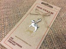 Dog Collar Charms, Enamel Dog Charm