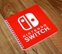 Nintendo Switch rare promo Booklet / Notepad / Notebook Collectible