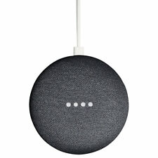 Google Home Mini Vivavoce Altoparlante intelligente, Carbone, ottieni risposte, controllo intelligente