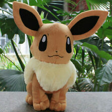Pokemon Eevee Lovely Plush Soft Toy Stuffed Animal Cuddly Doll Teddy Xmas Gift