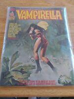 VAMPIRELLA #42 WARREN MAY  1975