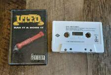 U.T.F.O Cassette Bag It & Bone It  UTFO - 1991 Zomba Recording