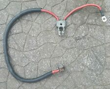 MG ZR MK2 Rover 25 Facelift Positive Black Battery Wiring Terminal Cable Wire