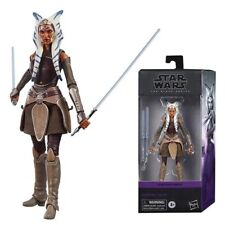 AHSOKA TANO STAR WARS Black Series Action Figure 6-Inch. IN STOCK!
