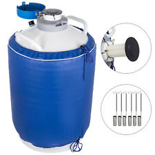 15L Contenitore di azoto liquido LN2 serbatoio professionale biomedico
