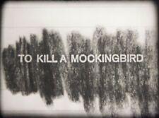 16mm feature:  TO KILL A MOCKINGBIRD (1962) Gem print!  Gregory Peck Oscar! Wow!
