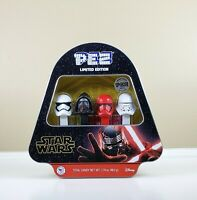 PEZ Star Wars - Darth Vader Limited Edition Tin [4-Pack with Collectors Sticker]