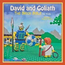 David and Goliath: The Brick Bible for Kids-ExLibrary