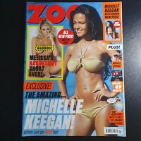 ZOO Magazine 18-24 January 2013 (299)(Rare) Michelle Keegan