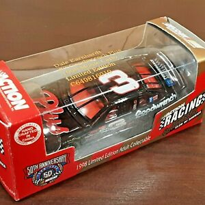 Dale Earnhardt #3 GM Goodwrench Monte Carlo NASCAR 1998 Action 1:64 Diecast car