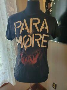 Paramore Honda Clvic 2010 Tour Shirt Size Medium