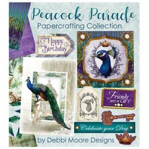 Debbi Moore Designs Peacock Parade Papercrafting CD Rom (677068)