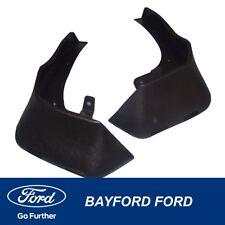 Mud Flaps Rear Set (2) Mudflaps Suits Ford FG Xr6 Xr8 XR Ute Genuine Part
