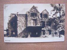 VINTAGE POSTCARD - HOME OF MARY BAKER EDDY - CHESTNUT HILL - MASS - USA