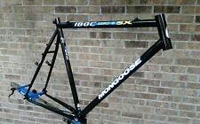 NOS 90's Mongoose IBOC Zero G SX Frame Double Butted Tange Super-Lite MTB
