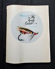 Vintage Book,Universal Fly Tying Guide, Dick Stewart, signed 1st Ed.,1979, BONUS