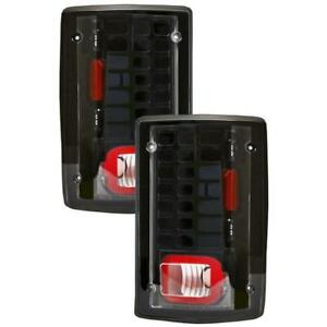 IPCW 95-12 Ford Econoline 00-05 Excursion LED Red Tail Lights Set LEDT-502CR