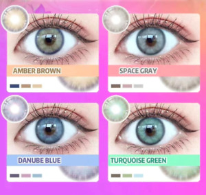 SALE Eyes color New Style 2021 WEARABLE YEARLY