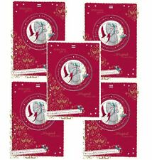 Me to You Christmas Card 5 Pack - Magical Christmas Tatty Teddy Bear Xmas Cards