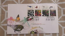 2006 CANADA- Gardens- FDC STAMPS