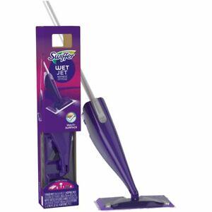 Swiffer WetJet Hardwood & Floor Spray Mop Cleaner Starter Kit
