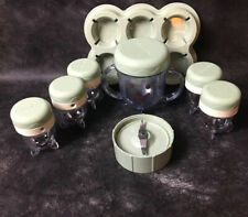 Magic Bullet Baby Bullet Care System Items