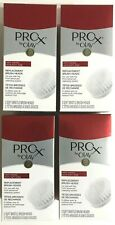 Pro X by Olay Replacement Brush Heads Anti-Aging 8 Replacements  Lot of 4