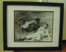 Yogi Berra autographed 8X10 with Williams Steiner Yankees HOF