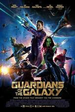Guardians of the Galaxy Movie POSTER 27 x 40 Chris Pratt,  A, LICENSED USA NEW
