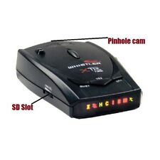Spy-MAX Security  Radar Detector Hidden Camera w/ DVR