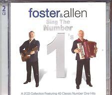Foster & Allen / Sing The Number 1's - 2CD