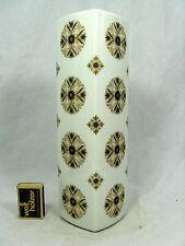 Rich decorated 70´s design Heinrich & Co. Porzellan porcelain Vase 1754/2  28 cm