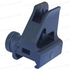 Low Profile Detachable Front Iron Sight for Flat top Picatinny Rail