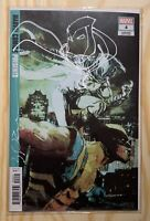 Marvel Comics Presents 4 Sienkiewicz Signed Remark 1:50 Variant One Of A Kind!!!