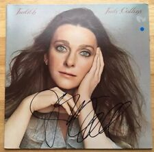 "JUDY COLLINS SIGNED AUTOGRAPHED ""JUDITH"" VINYL RECORD ALBUM *FOLK LEGEND*"