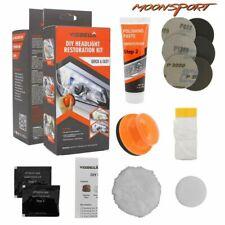 Frontscheinwerfer Reparatur Polier Scheinwerfer Politur Headlight Lamp Cleaning