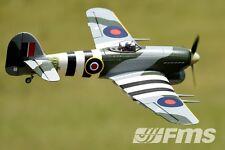 FMS 1100mm Typhoon Warbird RC Plane PNP No Radio