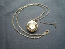 Lucerne Ladies Watch Pendant Necklace