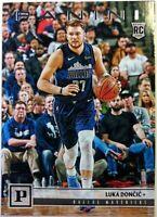 2018-19 Panini Chronicles Luka Doncic Rookie RC #111, Dallas Mavericks