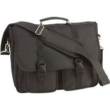Heavy-Duty CCW Business Briefcase w/ Holsters, Shoulder Messenger Portfolio Bag
