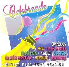 Celebrando: Musica Para Toda Ocasion CD