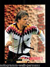 Christian Wörns DFB Panini Card EM 1996 TOP Orig. Sign. +A48178